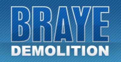 Braye Demolition logo