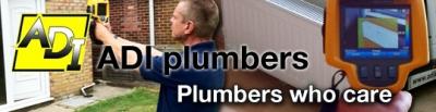 ADI Plumbers logo