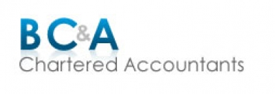BC&A Chartered Accountants logo