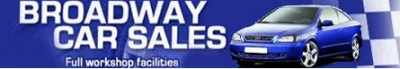 Broadway Car Sales logo