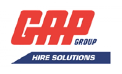 GAP Group Plant and Tool Hire  logo